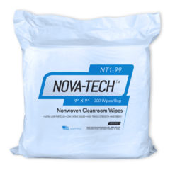 Nova-Tech Nonwoven Low-Lint Cleanroom Wipes