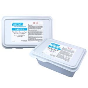 FS-NT1-77.99 - 99% IPA, 7in x 7in Cleanroom Wiper